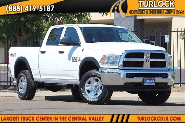2018 Ram 2500 Crew Cab 4x4,  Pickup #N6460 - photo 1