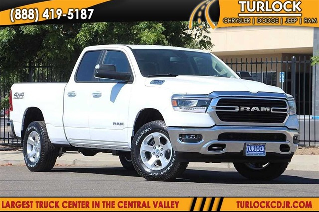 2019 Ram 1500 Quad Cab 4x4,  Pickup #N6471 - photo 1