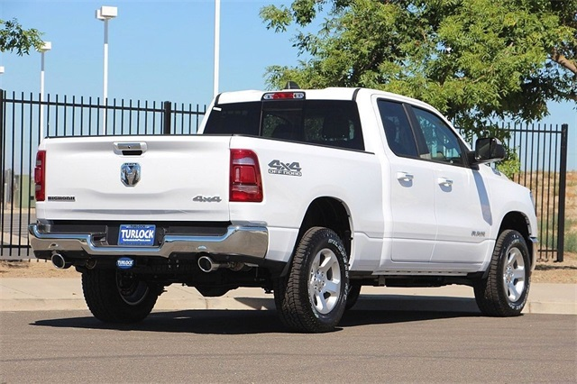 2019 Ram 1500 Quad Cab 4x4,  Pickup #N6471 - photo 2