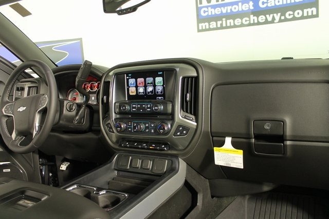 2018 Silverado 1500 Crew Cab 4x4,  Pickup #IT621 - photo 14