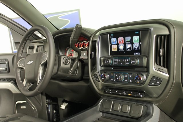 2018 Silverado 1500 Crew Cab 4x4,  Pickup #IT621 - photo 15
