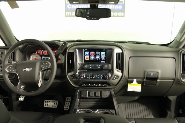 2018 Silverado 1500 Crew Cab 4x4,  Pickup #IT621 - photo 16