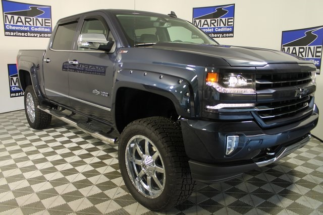 2018 Silverado 1500 Crew Cab 4x4,  Pickup #IT621 - photo 5
