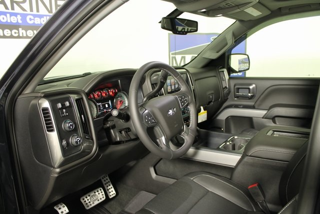 2018 Silverado 1500 Crew Cab 4x4,  Pickup #IT621 - photo 7