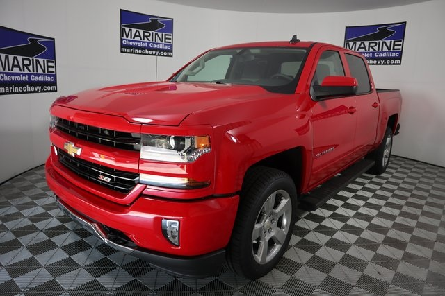 2018 Silverado 1500 Crew Cab 4x4,  Pickup #IT886 - photo 1
