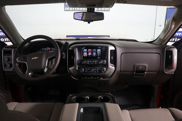 2018 Silverado 1500 Crew Cab 4x4,  Pickup #IT886 - photo 16