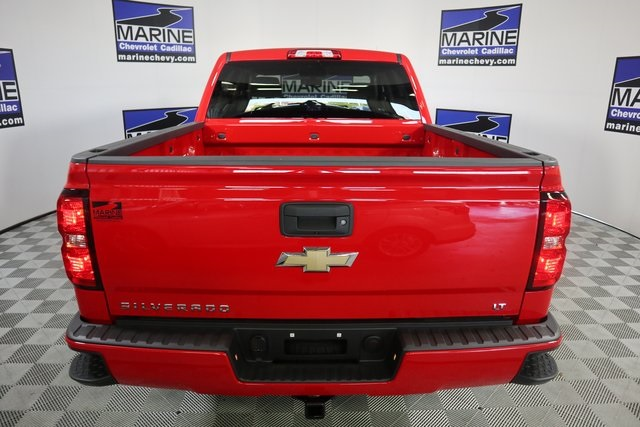 2018 Silverado 1500 Crew Cab 4x4,  Pickup #IT886 - photo 25