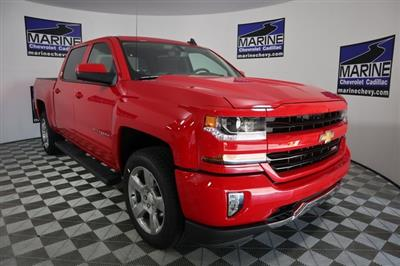 2018 Silverado 1500 Crew Cab 4x4,  Pickup #IT886 - photo 5