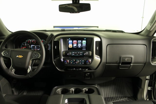 2018 Silverado 1500 Crew Cab 4x4,  Pickup #IT973 - photo 16