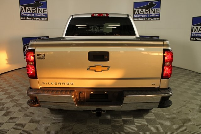 2018 Silverado 1500 Crew Cab 4x4,  Pickup #IT973 - photo 25
