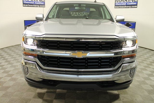 2018 Silverado 1500 Crew Cab 4x4,  Pickup #IT973 - photo 4