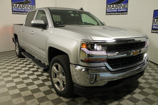 2018 Silverado 1500 Crew Cab 4x4,  Pickup #IT973 - photo 5