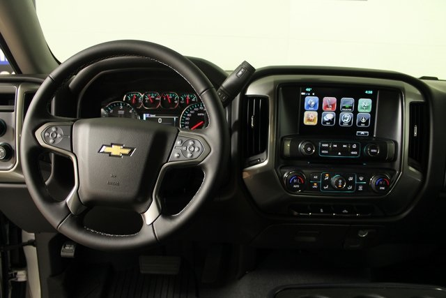 2018 Silverado 1500 Crew Cab 4x4,  Pickup #IT973 - photo 9