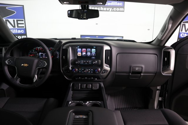2018 Silverado 1500 Crew Cab 4x4,  Pickup #IT982 - photo 16