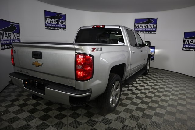 2018 Silverado 1500 Crew Cab 4x4,  Pickup #IT982 - photo 27