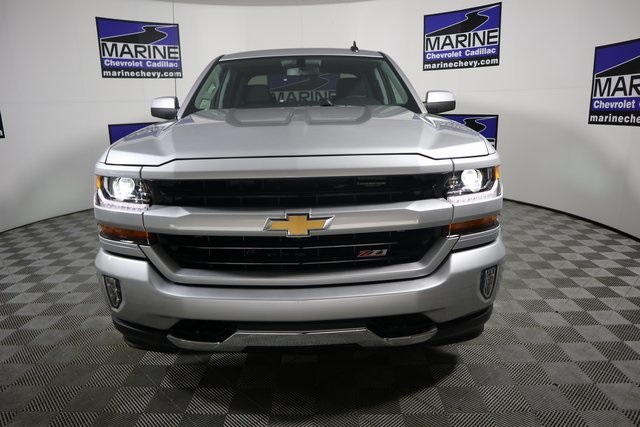 2018 Silverado 1500 Crew Cab 4x4,  Pickup #IT982 - photo 4