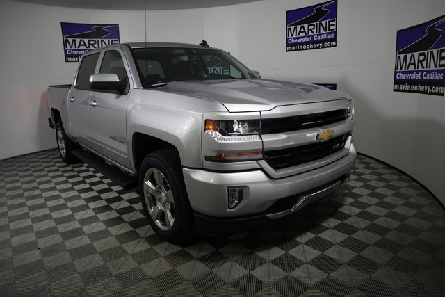 2018 Silverado 1500 Crew Cab 4x4,  Pickup #IT982 - photo 5