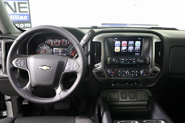 2018 Silverado 1500 Crew Cab 4x4,  Pickup #IT982 - photo 9