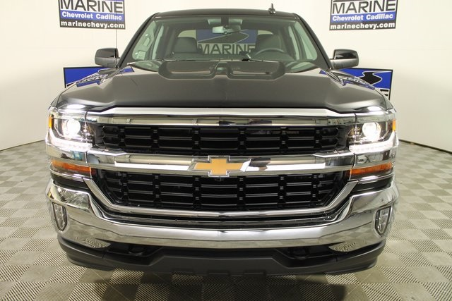 2018 Silverado 1500 Crew Cab 4x4,  Pickup #IT984 - photo 4
