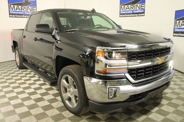 2018 Silverado 1500 Crew Cab 4x4,  Pickup #IT984 - photo 5
