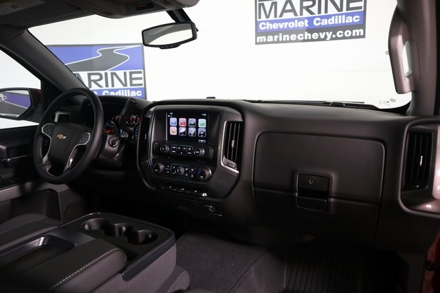 2018 Silverado 1500 Crew Cab 4x4,  Pickup #IT988 - photo 14