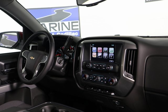 2018 Silverado 1500 Crew Cab 4x4,  Pickup #IT988 - photo 15