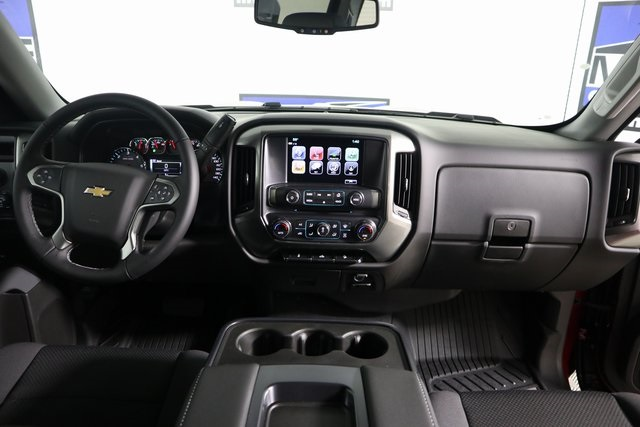 2018 Silverado 1500 Crew Cab 4x4,  Pickup #IT988 - photo 16