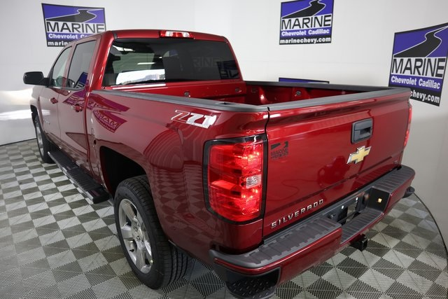 2018 Silverado 1500 Crew Cab 4x4,  Pickup #IT988 - photo 2