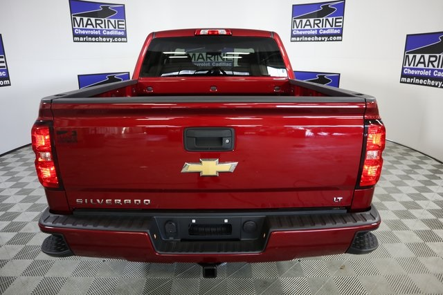 2018 Silverado 1500 Crew Cab 4x4,  Pickup #IT988 - photo 25