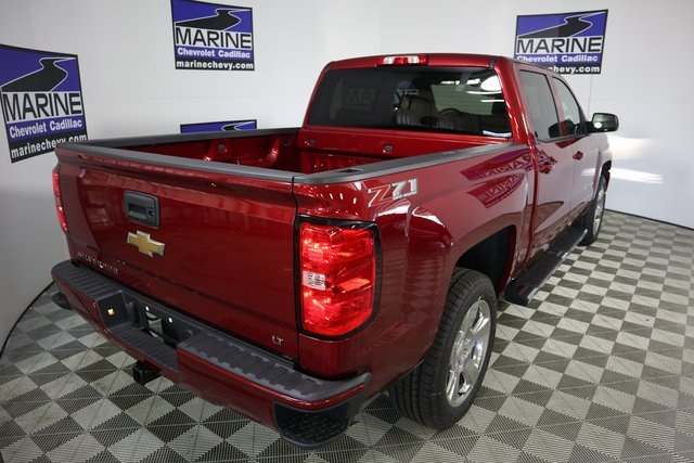 2018 Silverado 1500 Crew Cab 4x4,  Pickup #IT988 - photo 27