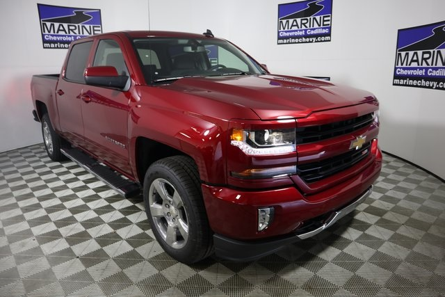 2018 Silverado 1500 Crew Cab 4x4,  Pickup #IT988 - photo 5