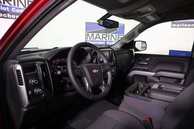 2018 Silverado 1500 Crew Cab 4x4,  Pickup #IT988 - photo 7
