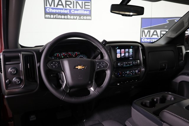 2018 Silverado 1500 Crew Cab 4x4,  Pickup #IT988 - photo 8