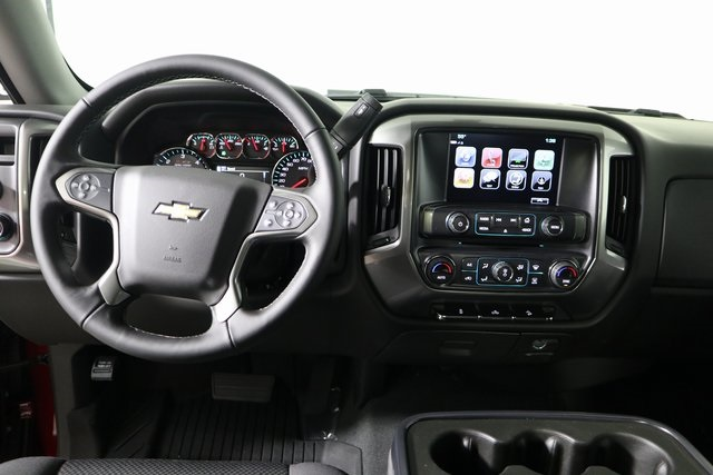 2018 Silverado 1500 Crew Cab 4x4,  Pickup #IT988 - photo 9