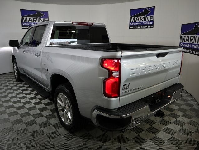 2019 Silverado 1500 Crew Cab 4x4,  Pickup #JT159 - photo 2