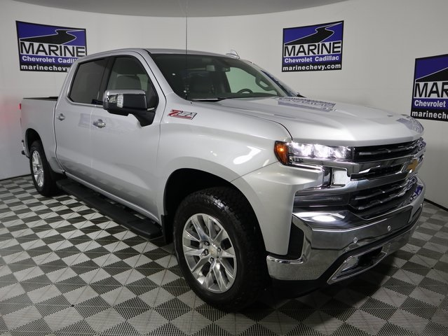 2019 Silverado 1500 Crew Cab 4x4,  Pickup #JT159 - photo 5
