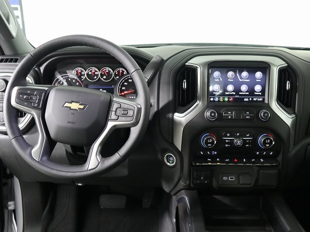 2019 Silverado 1500 Crew Cab 4x4,  Pickup #JT159 - photo 9