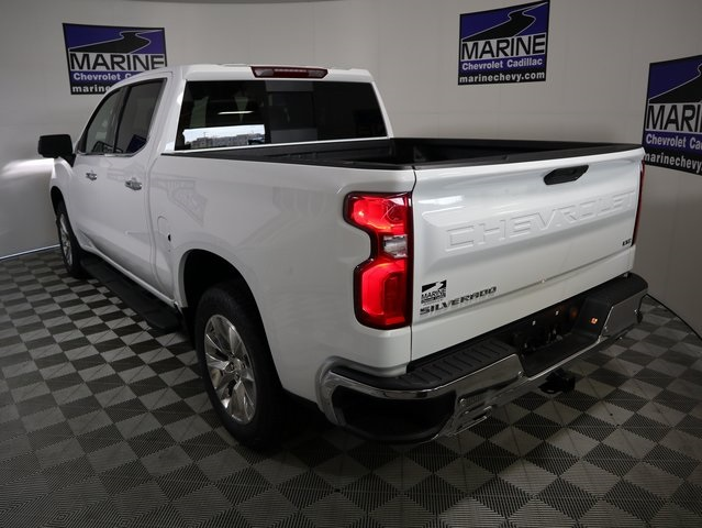 2019 Silverado 1500 Crew Cab 4x4,  Pickup #JT167 - photo 2
