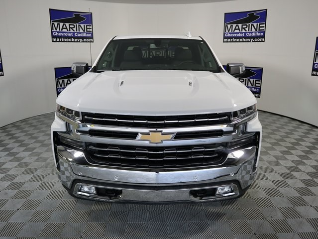 2019 Silverado 1500 Crew Cab 4x4,  Pickup #JT167 - photo 4