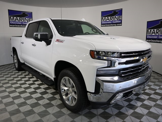 2019 Silverado 1500 Crew Cab 4x4,  Pickup #JT167 - photo 5