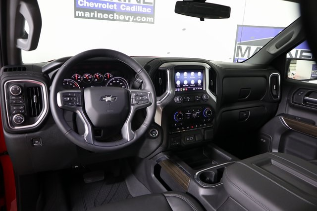 2019 Silverado 1500 Crew Cab 4x4,  Pickup #JT212 - photo 17