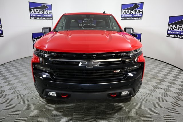 2019 Silverado 1500 Crew Cab 4x4,  Pickup #JT212 - photo 4