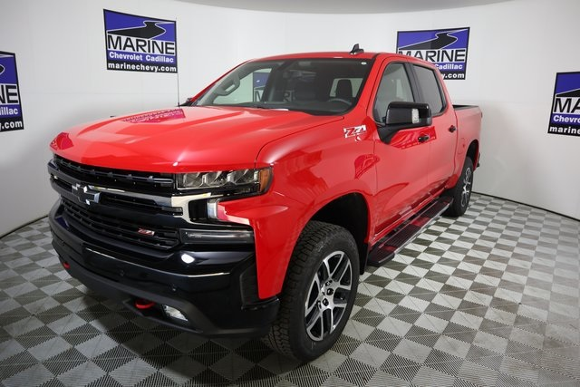 2019 Silverado 1500 Crew Cab 4x4,  Pickup #JT212 - photo 1