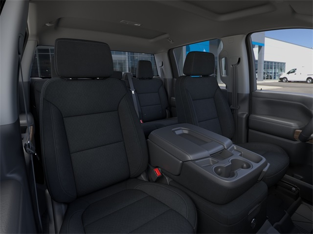 2019 Silverado 1500 Crew Cab 4x4,  Pickup #JT213 - photo 12