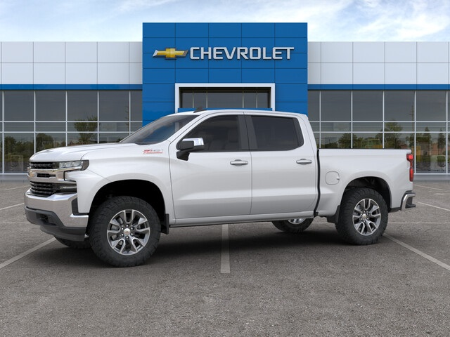 2019 Silverado 1500 Crew Cab 4x4,  Pickup #JT213 - photo 3