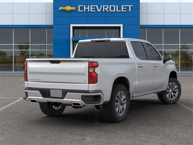 2019 Silverado 1500 Crew Cab 4x4,  Pickup #JT213 - photo 5