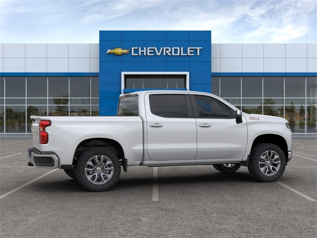 2019 Silverado 1500 Crew Cab 4x4,  Pickup #JT213 - photo 6