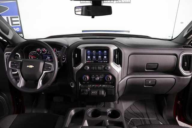 2019 Silverado 1500 Crew Cab 4x4,  Pickup #JT214 - photo 16
