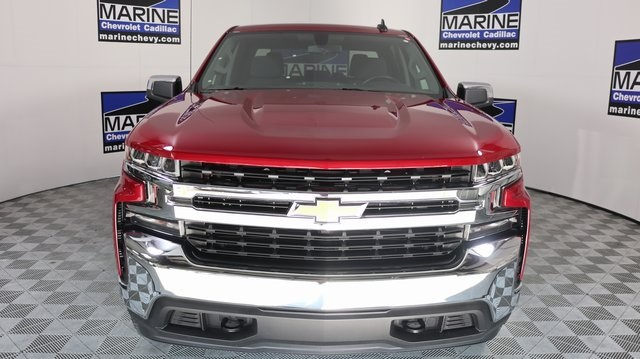 2019 Silverado 1500 Crew Cab 4x4,  Pickup #JT214 - photo 3