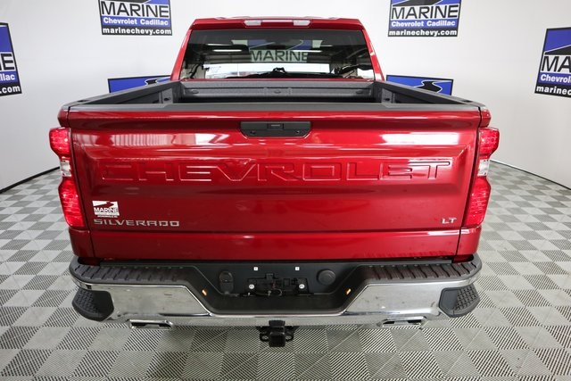 2019 Silverado 1500 Crew Cab 4x4,  Pickup #JT214 - photo 25